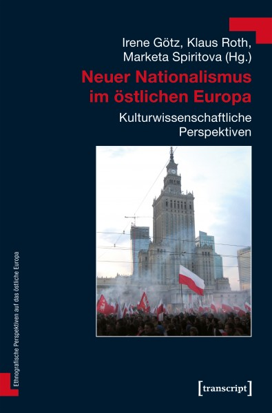 Cover neuer Nationalismus