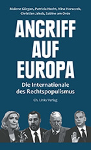 Cover Angriff auf Europa