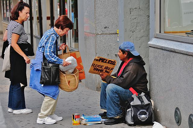 Helping the homeless New York City Ed Yourdon